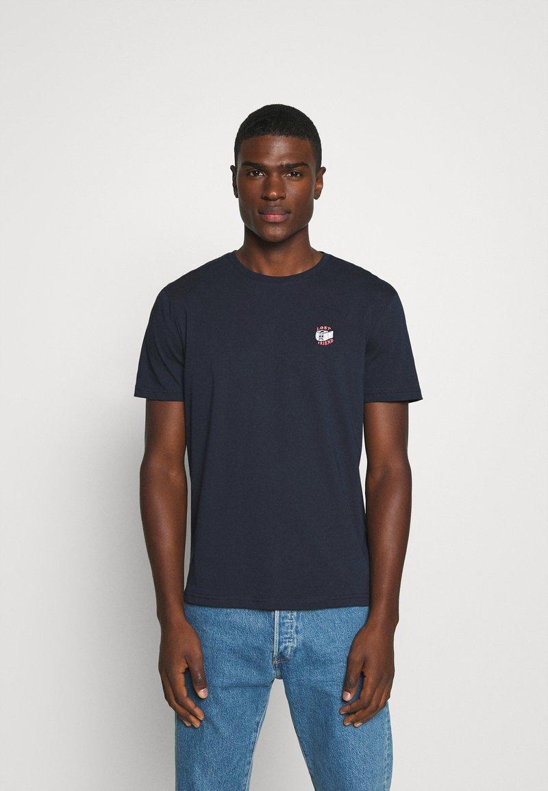 YOURTURN - UNISEX - T-shirt med print - dark blue