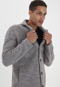 Tailored Originals - SOHAIL - Short coat - lig grey m - 2
