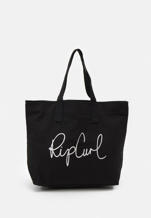 BASIC TOTE - Shoppingveske - black