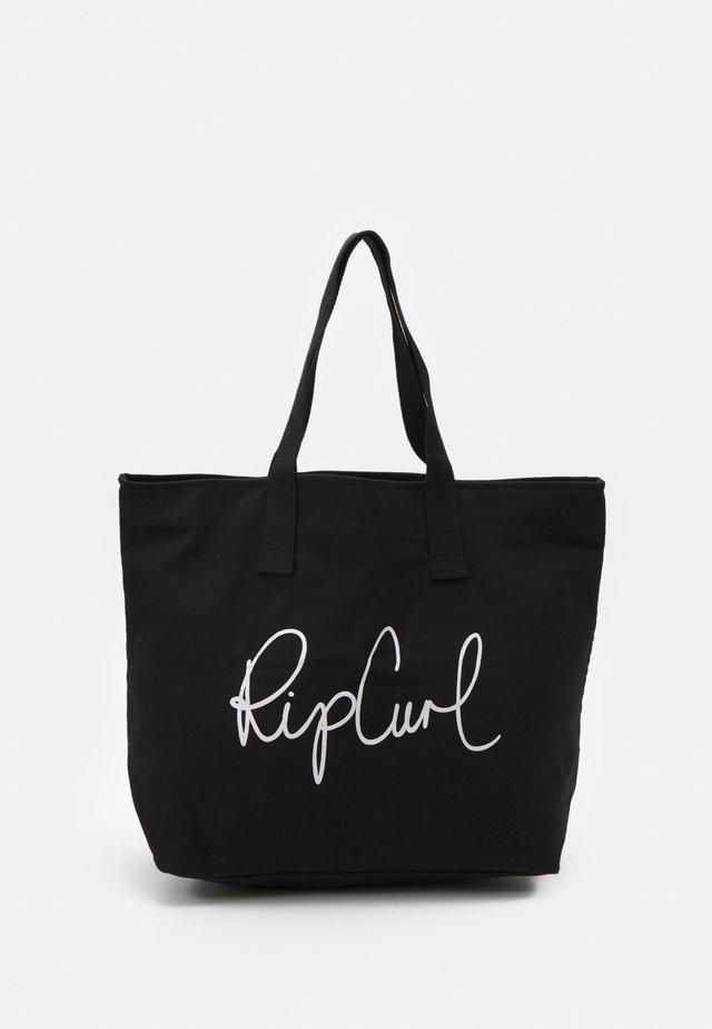 BASIC TOTE - Shopper - black