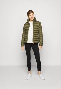 Save the duck - GIGAY - Winter jacket - dusty olive - 1