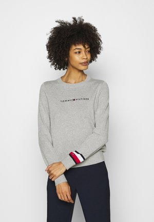 ESSENTIAL - Sweter - light grey heather