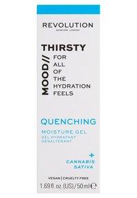 Revolution Skincare - MOOD QUENCHING MOISTURE GEL - Ansiktsmask - - - 2