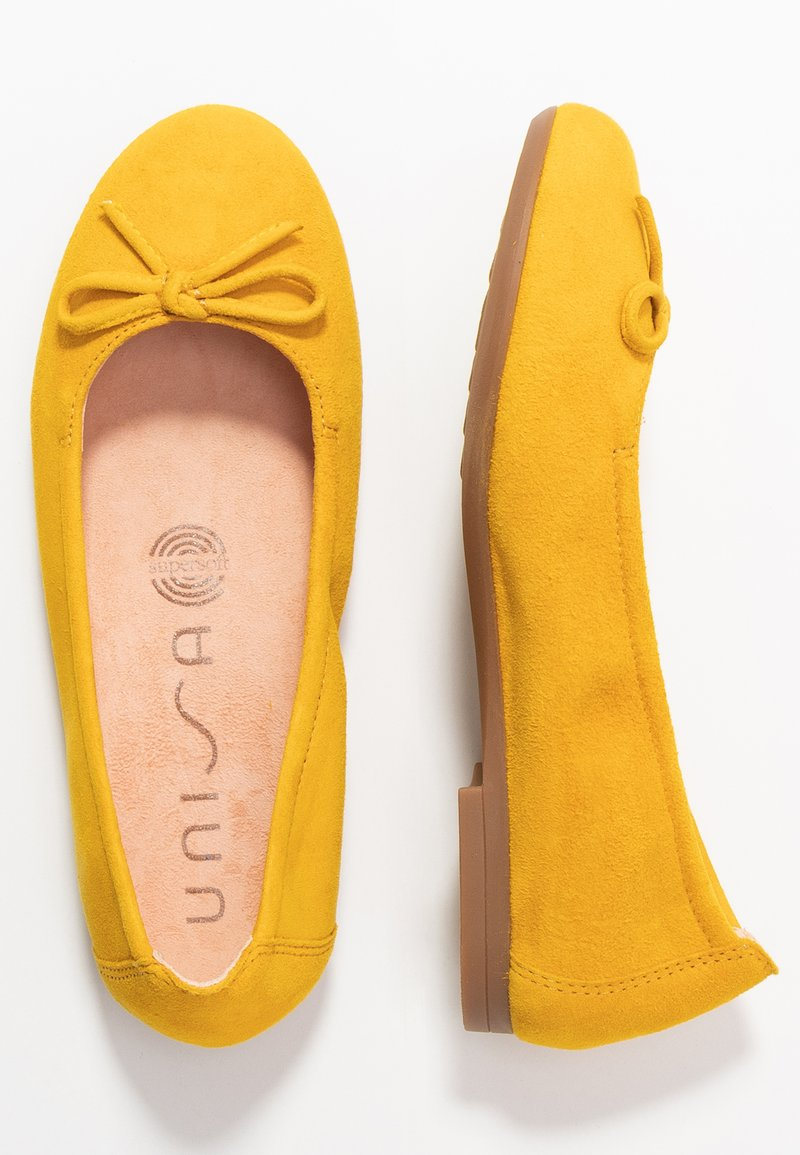 Unisa - CRESY - Ballet pumps - limone