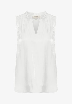 CRCECILIE - Blouse - snow white