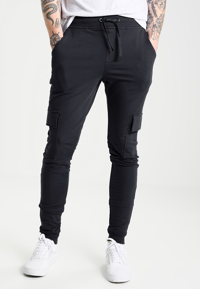 Only & Sons - ONSKENDRICK - Tracksuit bottoms - dark navy