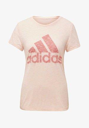 MUST HAVES WINNERS T-SHIRT - T-Shirt print - pink