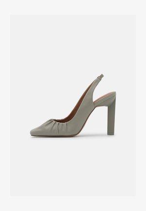 VEGAN DALLIA - High heels - light green