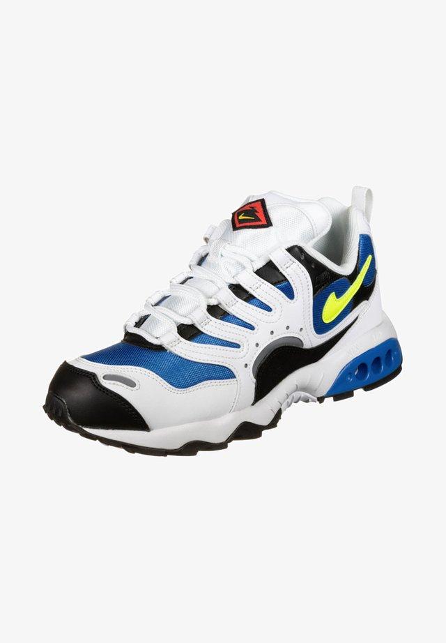 Zapatillas - white/volt-photo blue-black