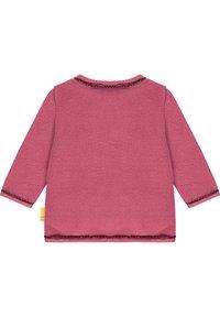 Steiff Collection - Fleece jacket - carmine - 1