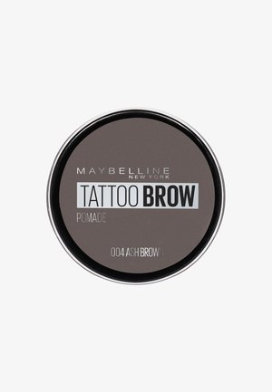 TATTOO BROW POMADE - Eyebrow powder - 004 ash brown
