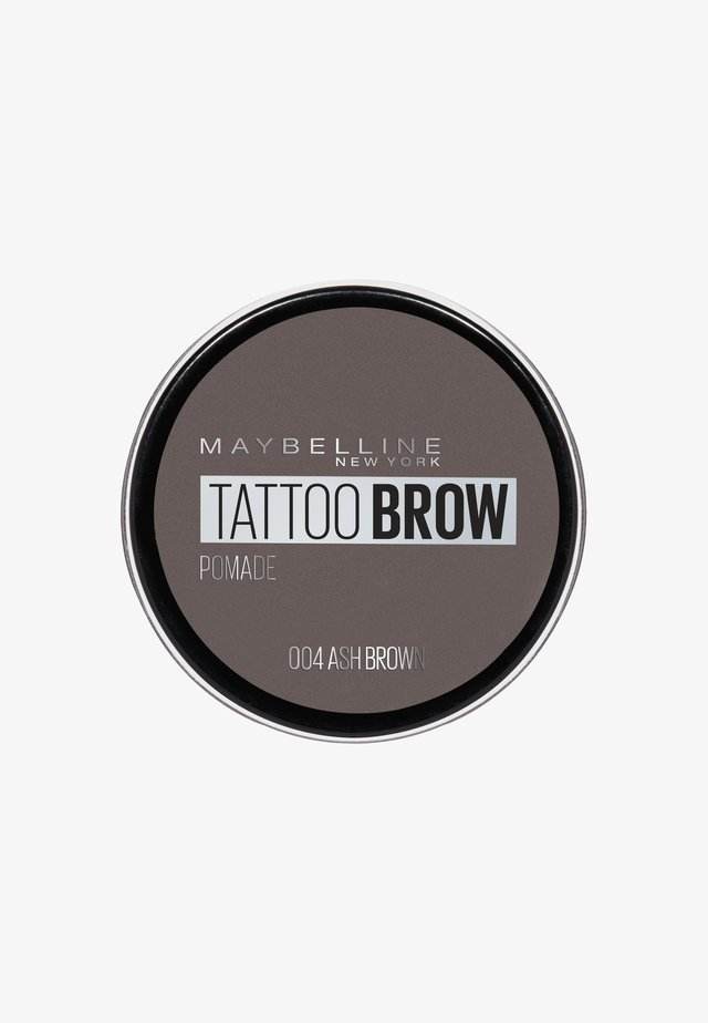 TATTOO BROW POMADE - Wenkbrauwpoeder - 004 ash brown