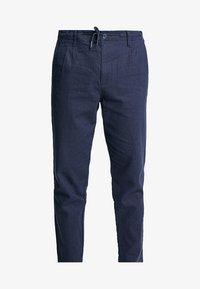 LEO - Trousers - dress blues