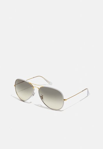 UNISEX - Sunglasses - gray on legend gold-coloured