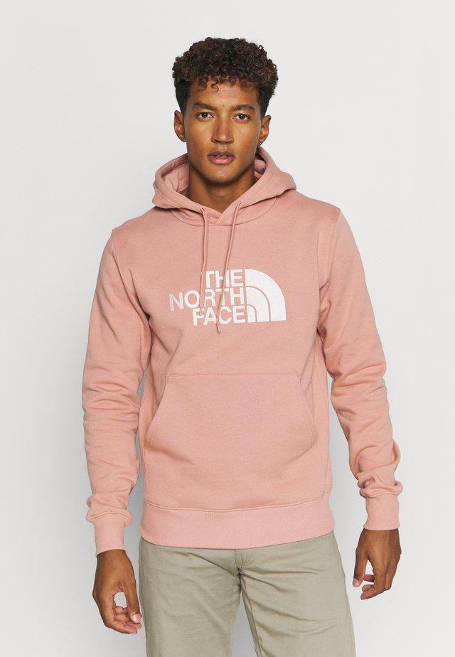 MENS DREW PEAK HOODIE - Felpa con cappuccio - pink