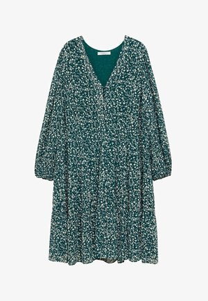 PALOMA7 - Day dress - appelgroen