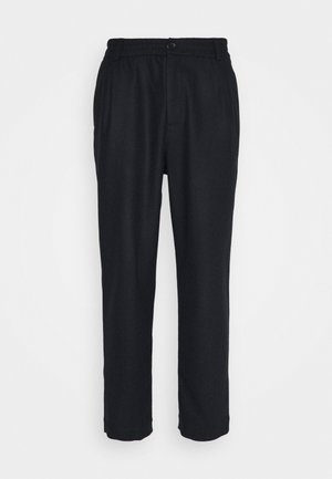 SMOKE - Pantaloni - dark navy