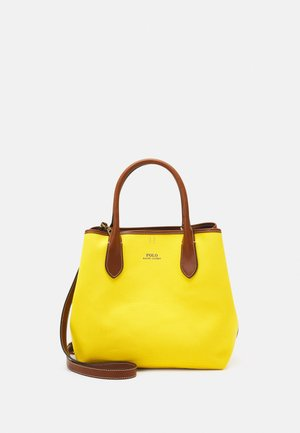 OPEN TOTE - Sac à main - yellow
