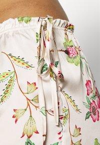 Etam - STRALE SHORT - Pantaloni del pigiama - off-white/multicoloured - 4