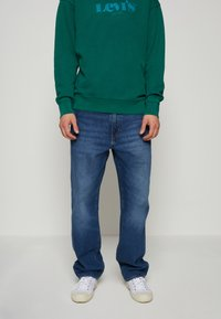 Levi's® - STAY LOOSE  - Relaxed fit jeans - med indigo - 0