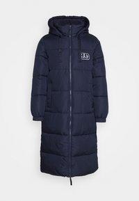 MAXI LOGO PUFFER COAT - Winter coat - navy uniform