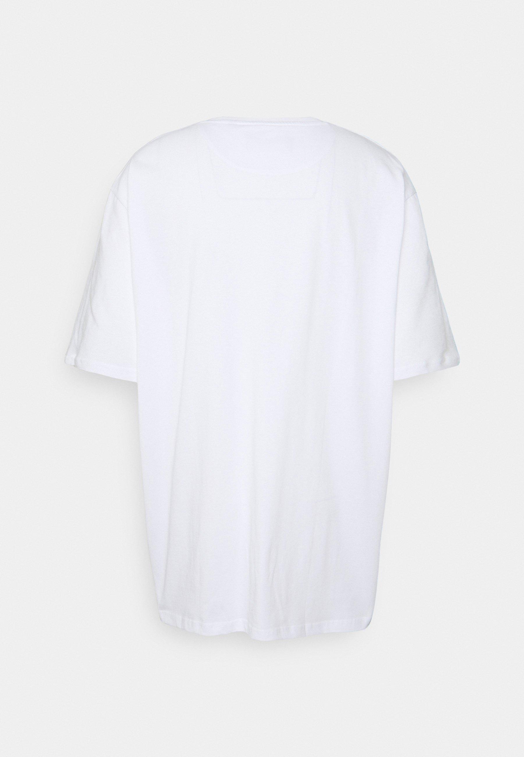 Men PLUS PLAIN - Basic T-shirt