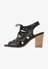 Carmela - High heeled sandals - black - 1