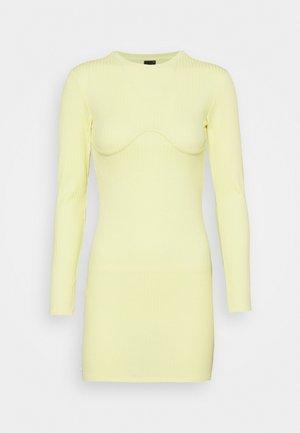 MARIA DRESS - Jumper dress - mellow yellow