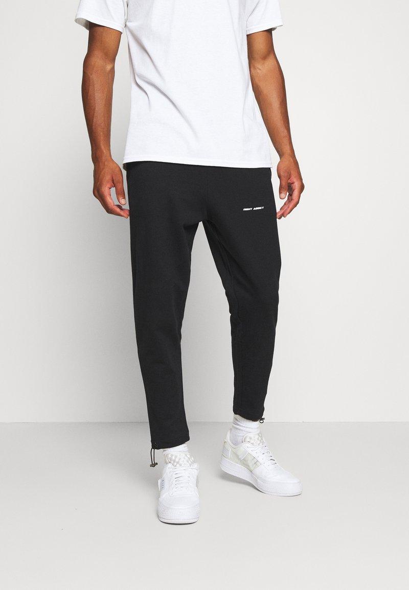 Night Addict - Pantaloni sportivi - black