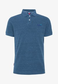 Superdry - Polo shirt - montana blue grit - 4