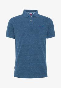 Polo shirt - montana blue grit