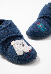Nanga - POLAR BEAR - První boty - blau - 6