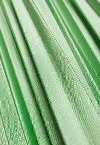 Marella - TRINCEA - Pleated skirt - verde - 2