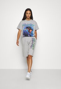 NEW girl ORDER - HEDONIST TEE - T-shirts med print - grey - 1