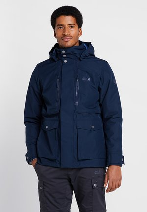 BRIDGEPORT BAY JACKET - Outdoor jacket - night blue
