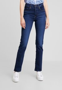 Levi's® - 724™ HIGH RISE STRAIGHT - Jeans straight leg - london bridge - 0