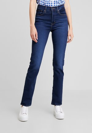 724™ HIGH RISE STRAIGHT - Jeans a sigaretta - london bridge
