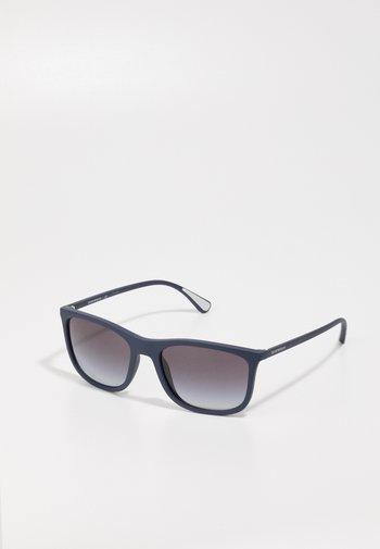 Gafas de sol - matte blue