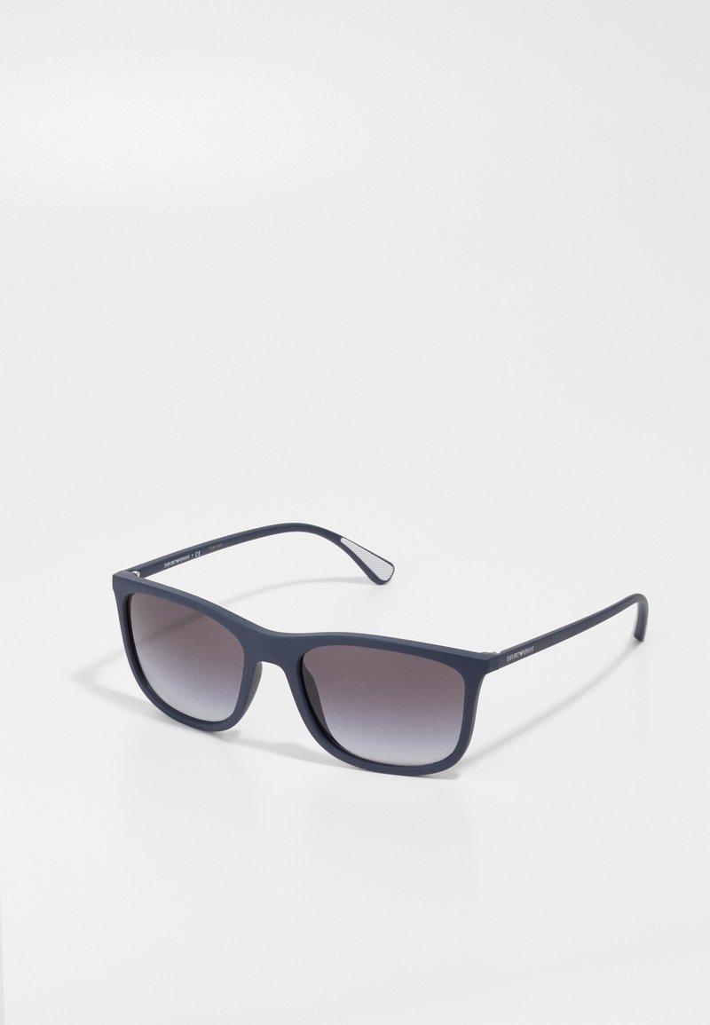 Emporio Armani - Sunglasses - matte blue