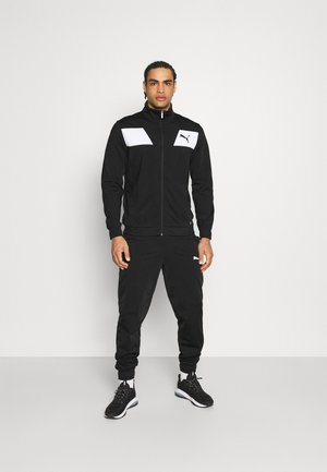 TECHSTRIPE TRICOT SUIT - Chándal - black