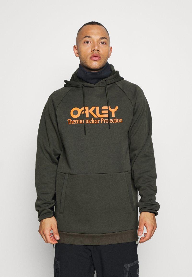 Oakley - HOODY - Hoodie - new dark brush