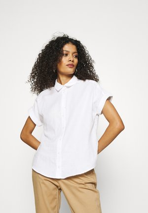 RESORT COLLAR - Blouse - white