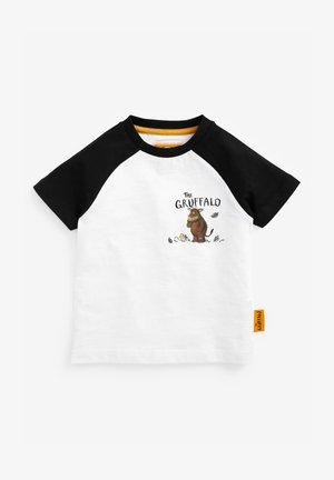 THE GRUFFALO RAGLAN - T-shirt z nadrukiem - multi coloured