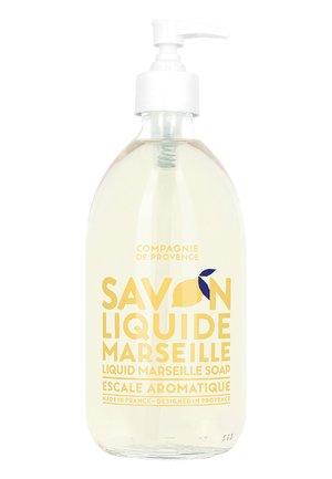 LIQUID MARSEILLE SOAP LIMITED EDITION - Savon liquide - aromatic journey