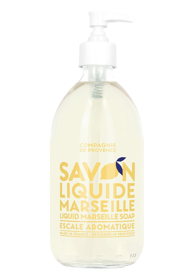 LIQUID MARSEILLE SOAP LIMITED EDITION - Sapone liquido - aromatic journey