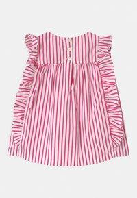 Polo Ralph Lauren - STRIPE SET - Shirt dress - pink/white - 1