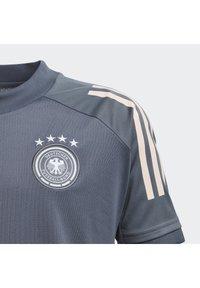 adidas Performance - DEUTSCHLAND DFB TRAINING SHIRT - Club wear - onix - 2