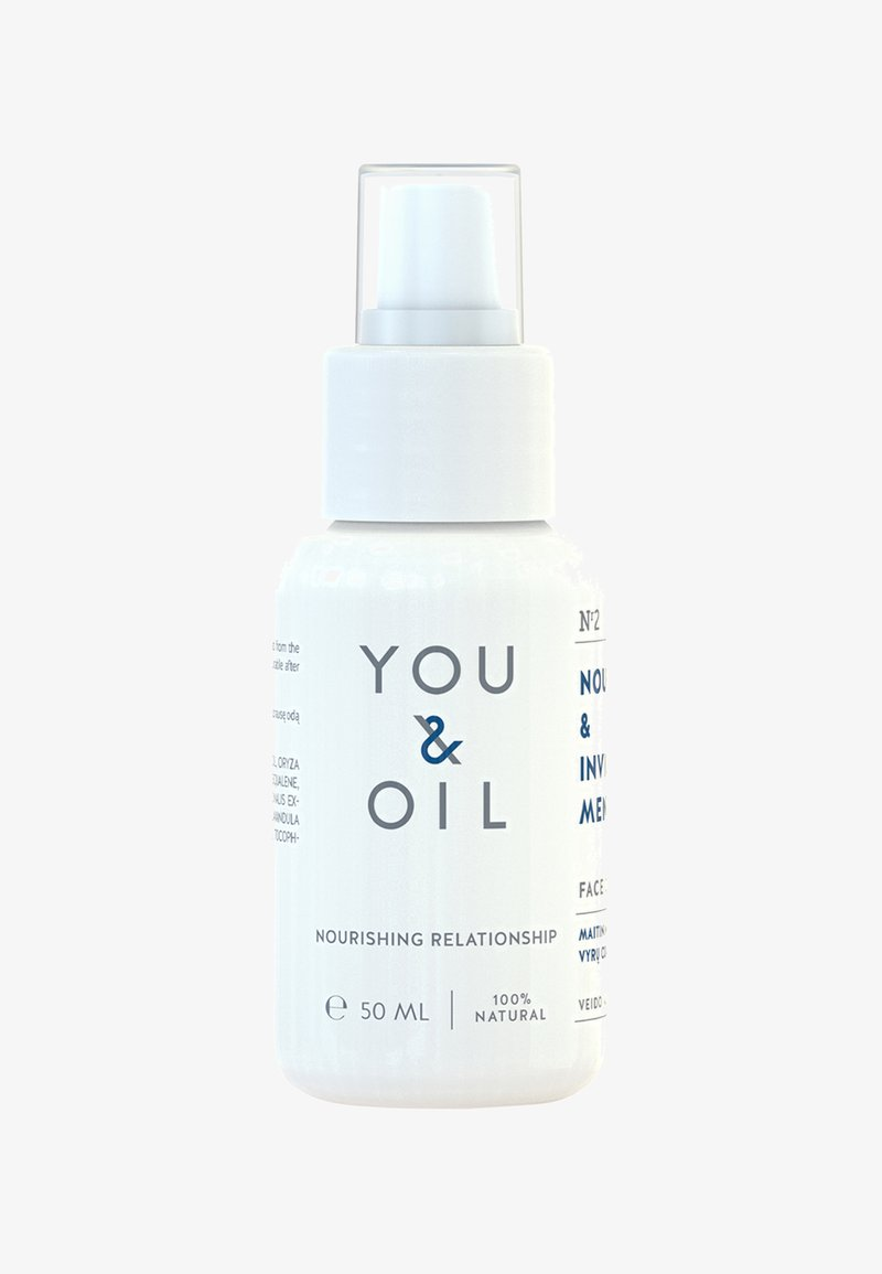 YOU & OIL - FACE OIL 50 ML NOURISH & INVIGORATE MEN'S SKIN - Olejek do twarzy - -