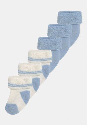 ERSTLINGS 6 PACK - Socks - navy