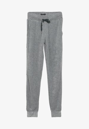 TEEN GIRLS JOGGING PANT - Teplákové kalhoty - grey melange